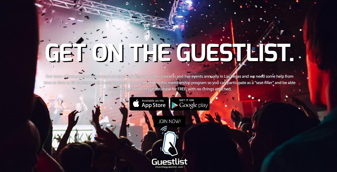 i m on the guest list quadshot digital