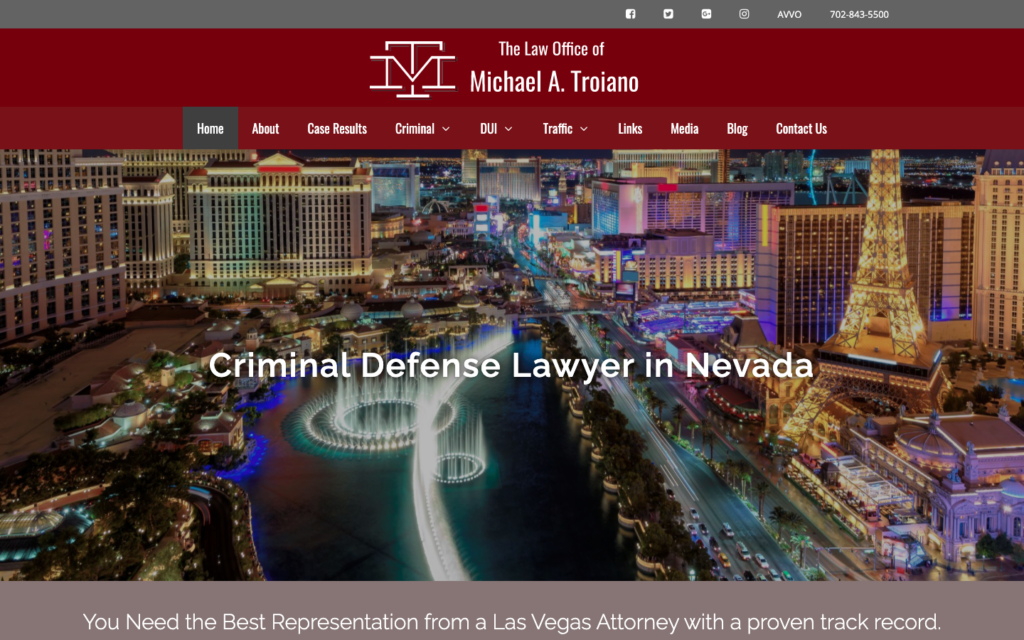 troiano-vegas-law-home-page
